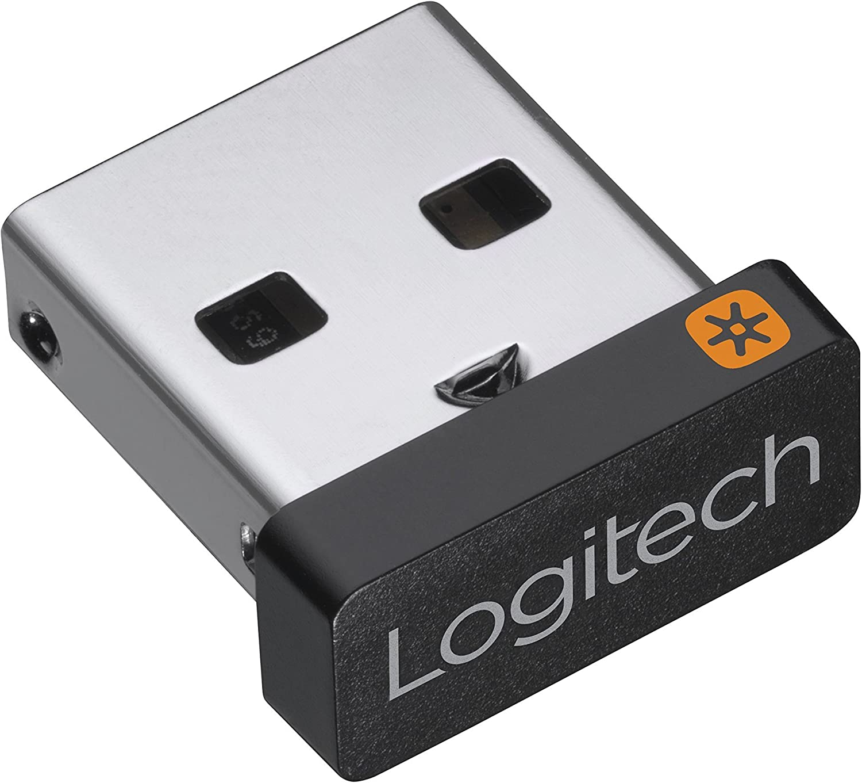 Logitech USB Unifying Receiver (Renewed)