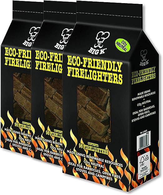 We Can Source It Ltd - Big k Ecológico Pastillas de Encendido ...
