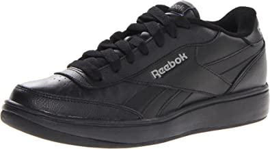 Reebok Men's Ace Fashion Sneaker,Black/Pure Silver/Rivet Grey/Royal,