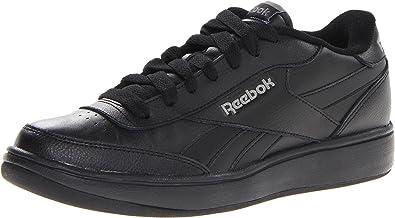 Reebok Men's Ace Fashion Sneaker,BlackPure SilverRivet GreyRoyal,