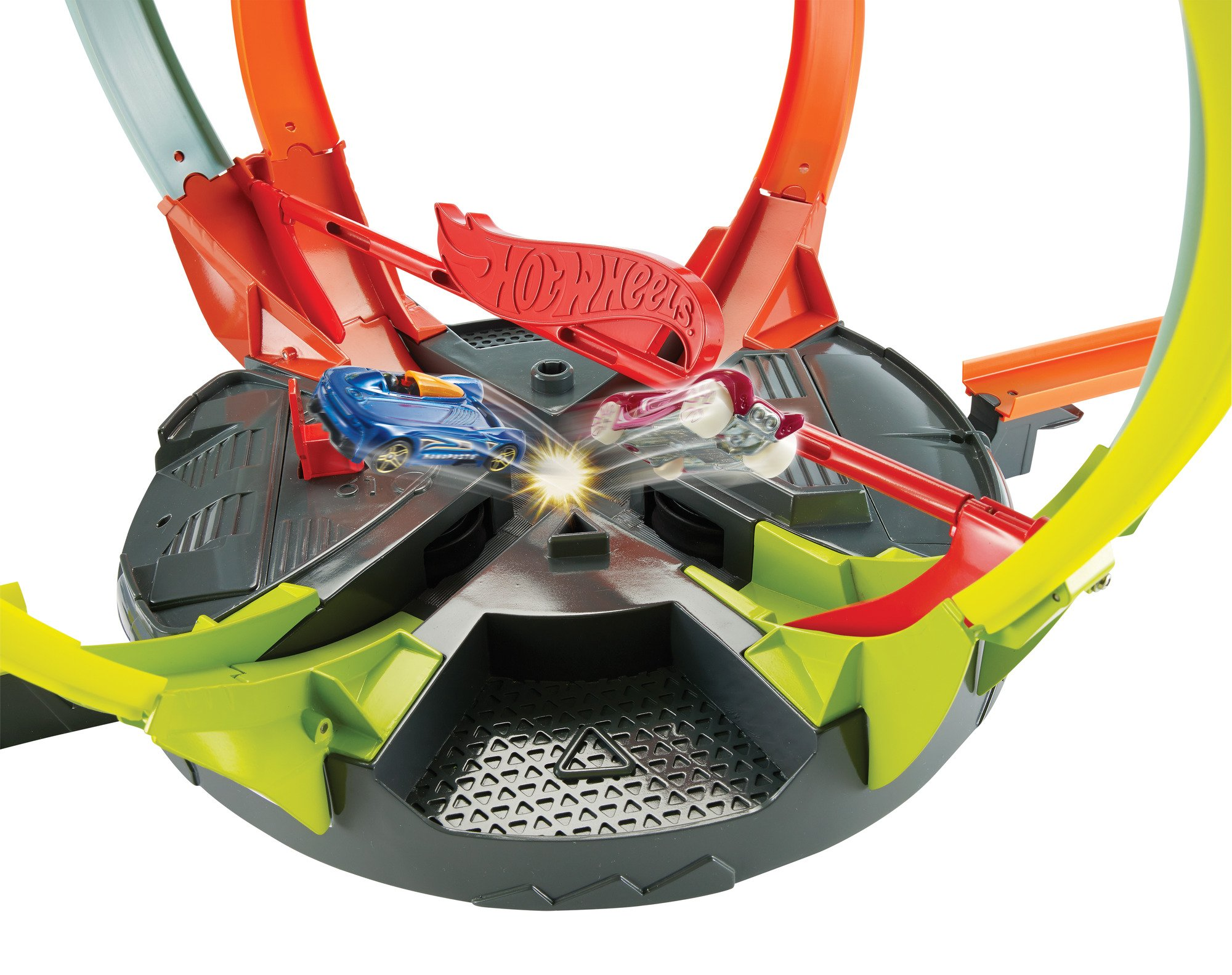 Hot Wheels Roto Revolution Track Playset by Hot Wheels (Image #5)