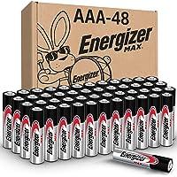 Deals on 48-Pk Energizer AAA Batteries Triple A Max Alkaline Battery