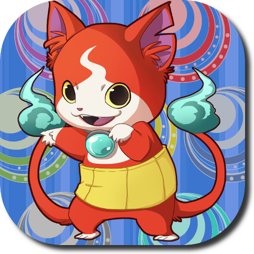 Youkai Cat Anime Kids Watch Picture Monster Comics App