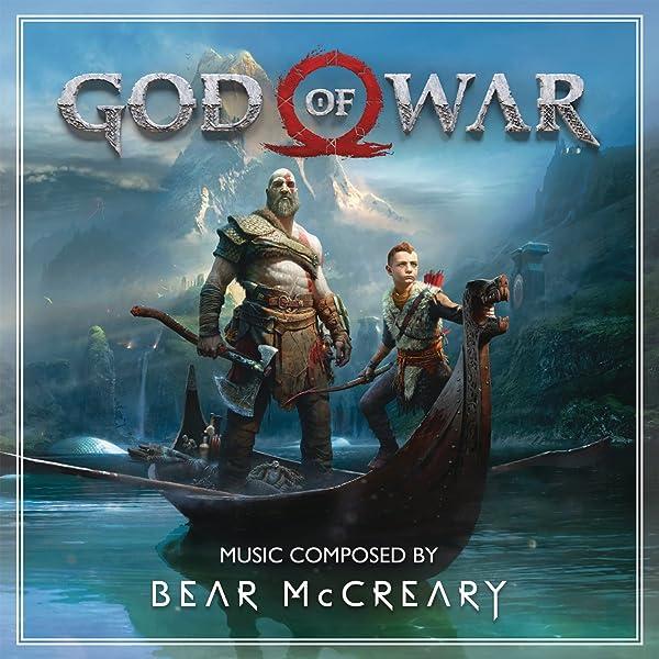 Ost: God of War CD, Import