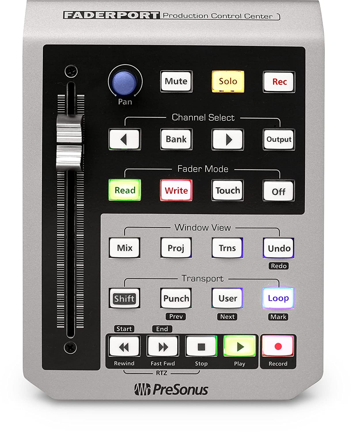 PreSonus DAW Controller, 1 Fader Surface (FADERPORT)