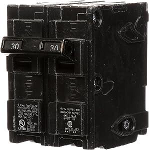 Q230 30-Amp Double Pole Type QP Circuit Breaker