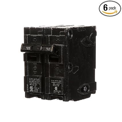 Q230 30-Amp Double Pole Type QP Circuit Breaker - - Amazon.com