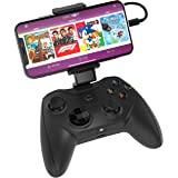 Rotor Riot Mfi Certified Gamepad Controller for iOS iPhone - Wired with L3 + R3 Buttons, Power Pass Through Charging, Improve