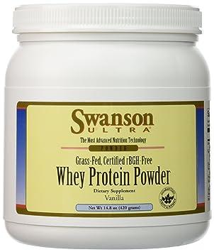 Whey Protein Powder Vanilla