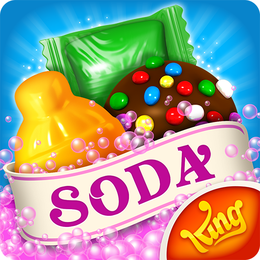 soda crush saga free - 1