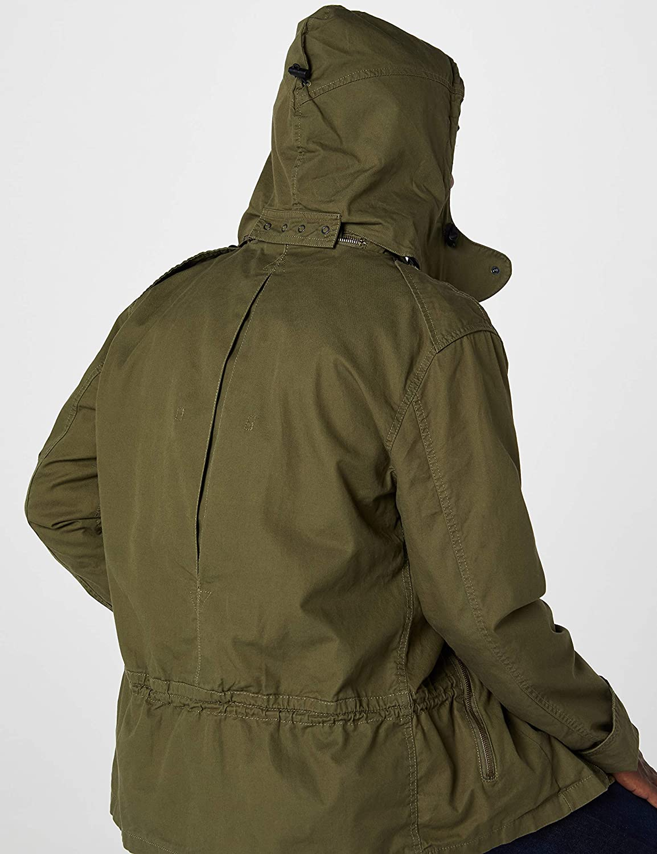 Brandit Byron Outdoorjacket Hood Giacca Uomo