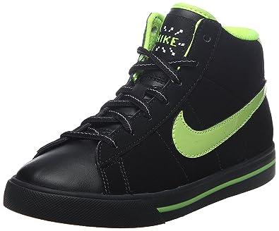 newest 02fba e50be Nike Sweet Classic High (GSPS), Baskets Basses garçon, Noir-