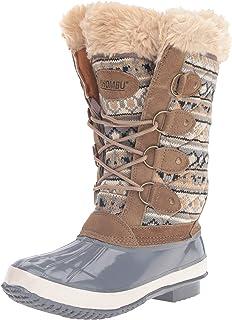 74915b2a694fb Amazon.com | Khombu Women's Jeanie Waterproof Tall Winter Snow Boot ...
