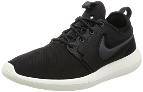 Nike Nike Roshe Two Scarpe da corsa Uomo Nero Black nero / antracitevela