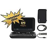 GPD WIN PERFORMANCE EDITION Portable- June 5 Update Aluminum Shell Windows 10 Intel X7-Z8750 4GB RAM 64GB ROM Gamepad Laptop Notebook Gaming Portable Bluetooth