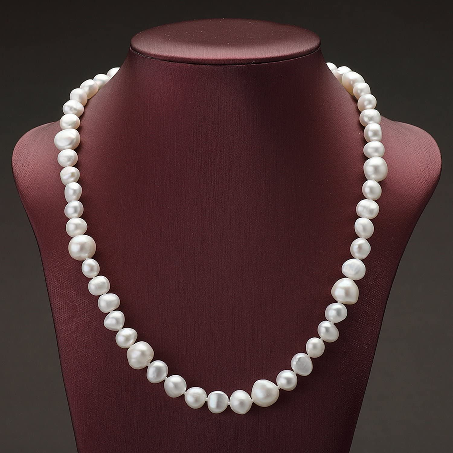 CS-DB Pendants Special Style Pearl Jewelry Silver Necklaces