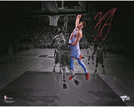 Image Unavailable. Image not available for. Color  Zach LaVine Chicago  Bulls Autographed ... 5530cdff7