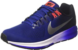 65c061d6537a Nike Men s Air Zoom Structure 21 Running Shoe