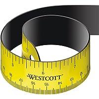 Westcott E-15990 00 - Regla flexible con reverso
