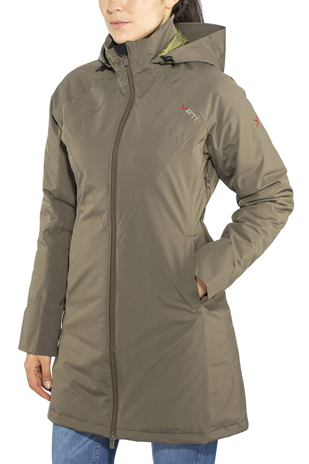 Yeti RAA Coat damen - Daunen Outdoormantel