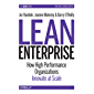 Lean Enterprise: How High Performance Organizations Innovate at Scale (English Edition)