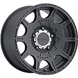 "Method Race Wheels 308 Roost Matte Black 17x8.5"" 5x5"", 0mm offset 4.75"" Backspace, MR30878550500"