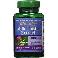 Thuốc bổ gan Milk Thistle Extract từ hãng Puritans Pride