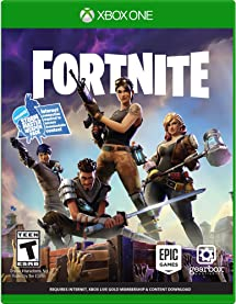 Amazoncom Fortnite Xbox One Video Games