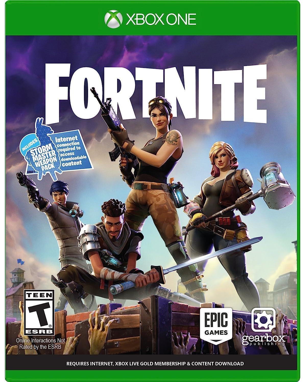 Best Buy Xbox One Fortnite Amazon Com Fortnite Xbox One Video Games