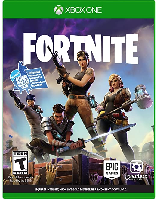 How To Et Fortnite Without Downloading It Or Buying It Amazon Com Fortnite Xbox One Video Games