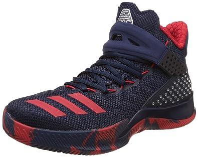 ball 365 adidas. adidas men\u0027s ball 365 conavy, scarle and ftwwht basketball shoes - 10 uk/india