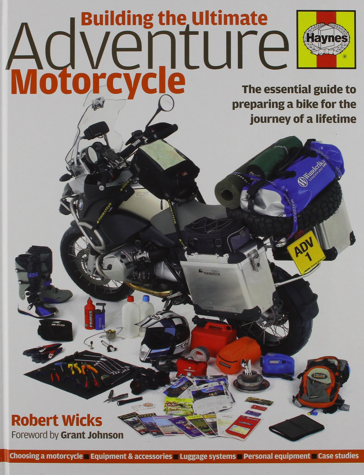Building The Ultimate Adventure Motorcycle pdf