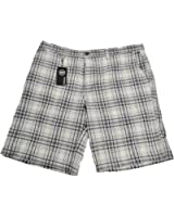 Men's Weatherproof Shorts (435 Blue/White; Size 38)