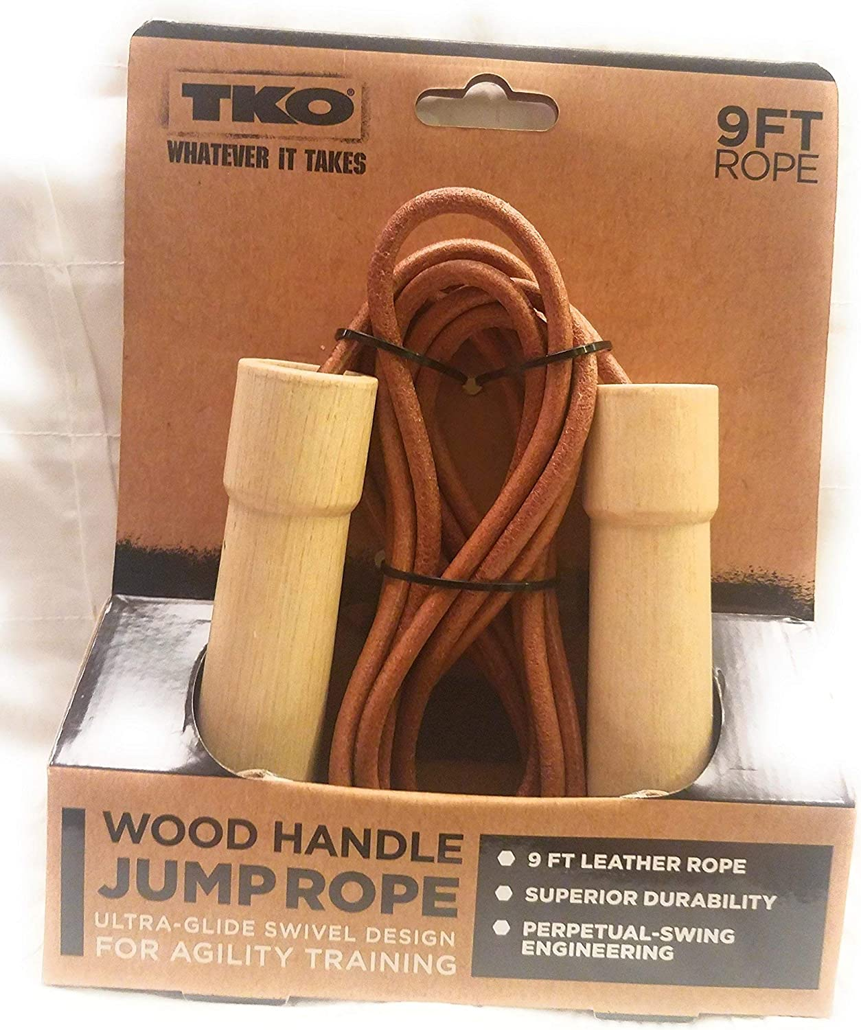 TKO Whatever It Takes High Speed Jump Rope Wildberry 9 ft environ 2.74 m