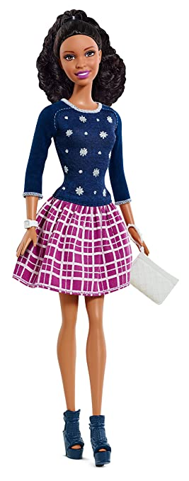 Barbie fashionistas nikki doll 73