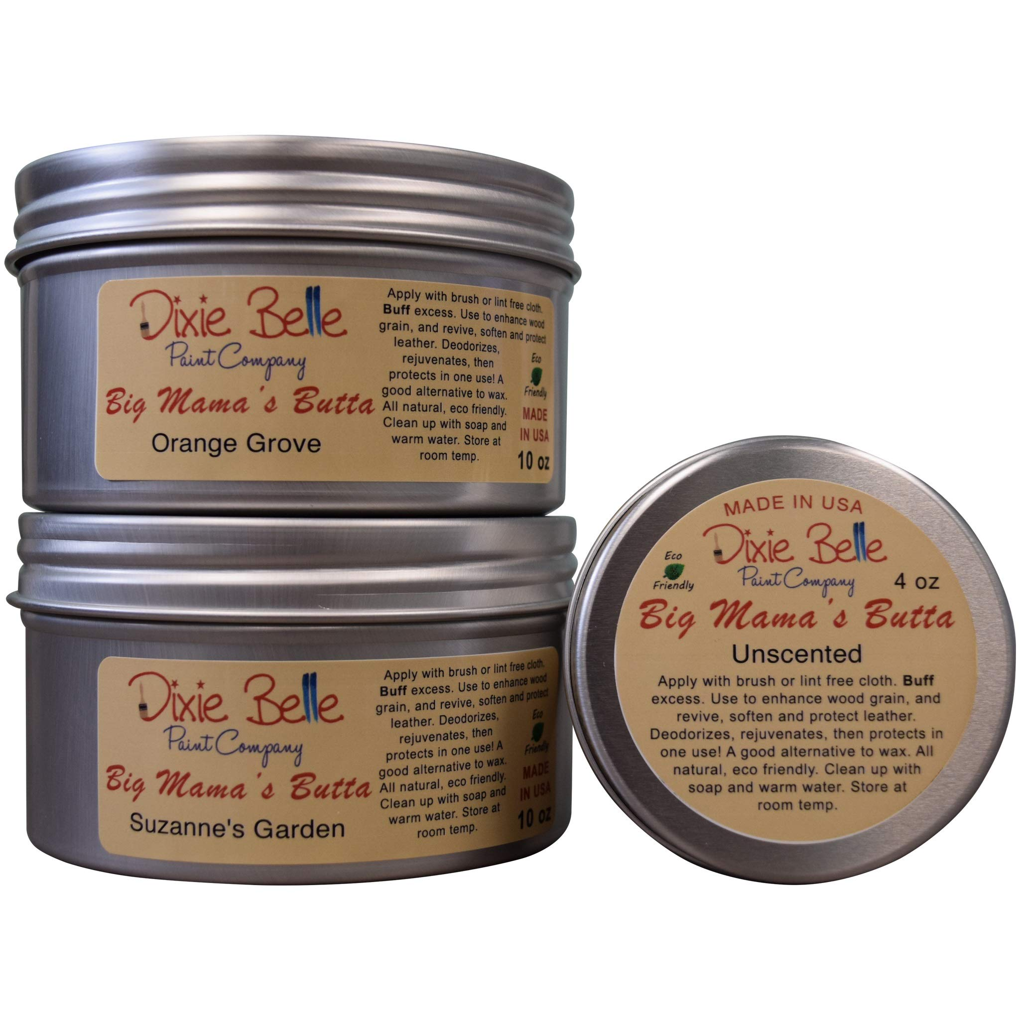 Dixie Belle Paint Company Big Mama's Butta (Suzanne's Garden, 10oz) by Dixie Belle Paint Company
