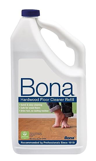 Amazon.com: BonaKemi WM700053004 64-Ounce Hardwood Floor Cleaner ...