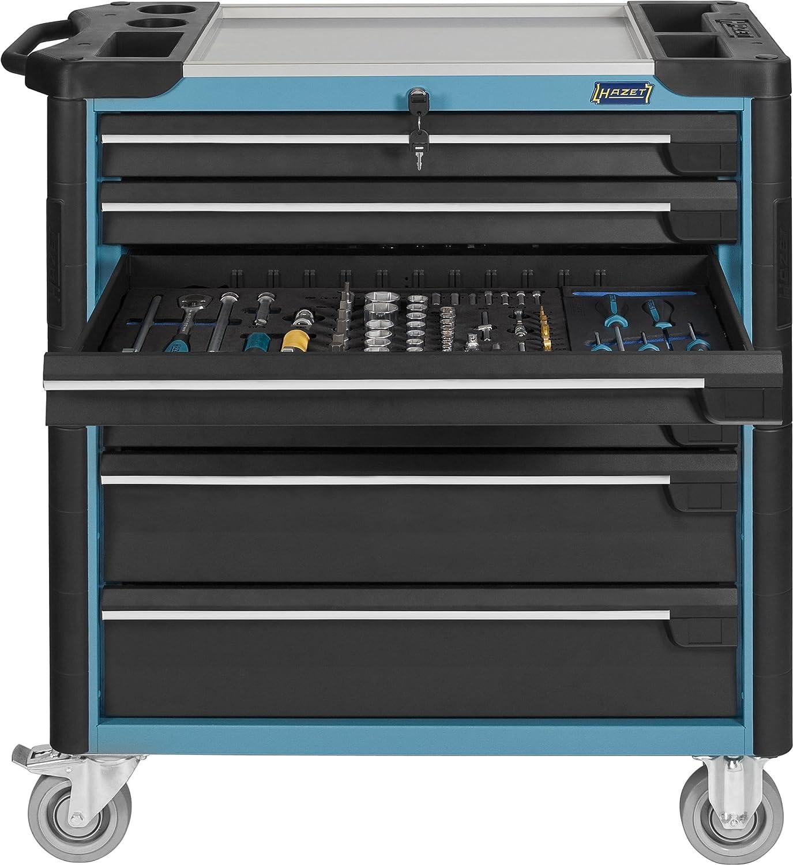 Hazet Werkzeug, Material und Montagewagen, 179XL-7: Amazon.de ...