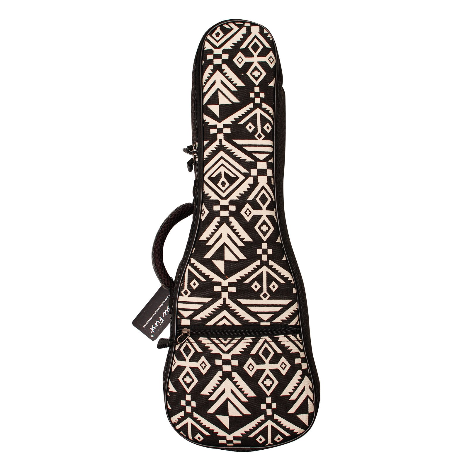 MUSIC FIRST cotton Vintage style 21 inch Soprano''Aztec'' Ukulele case ukulele bag ukulele cover