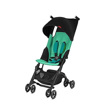 GB Oro Pockit Plus carrito de bebé, Laguna Azul