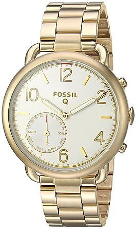 Fossil Q Tailor híbrida Smartwatch: Amazon.es: Relojes
