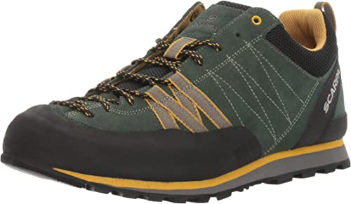 scarpa men's crux approach hiking shoes