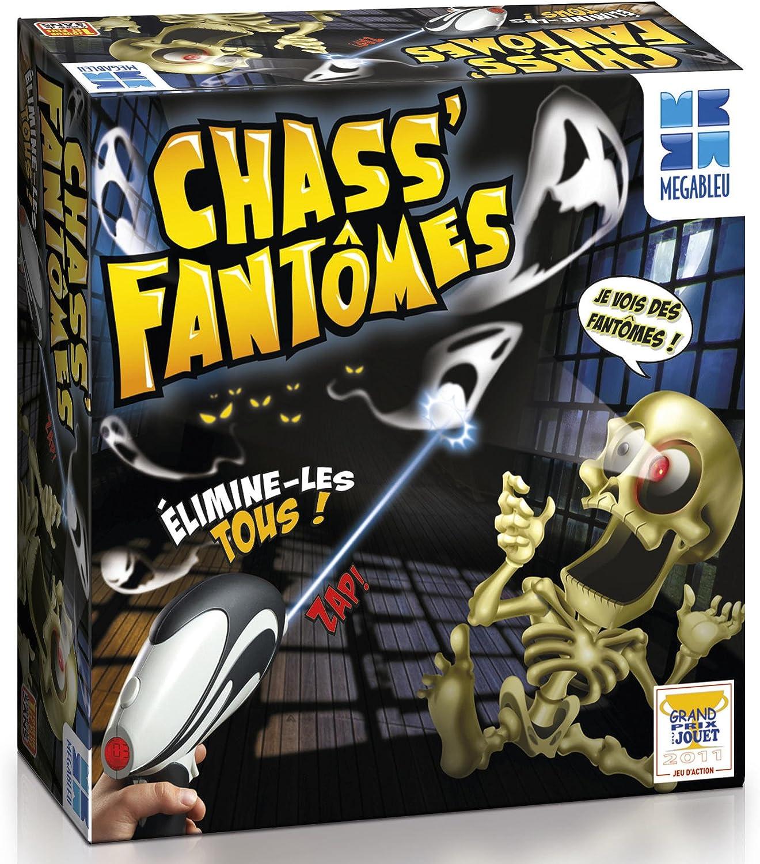 IMC Toys - Cazafantasmas, Juego de Habilidad (versión Francesa ...