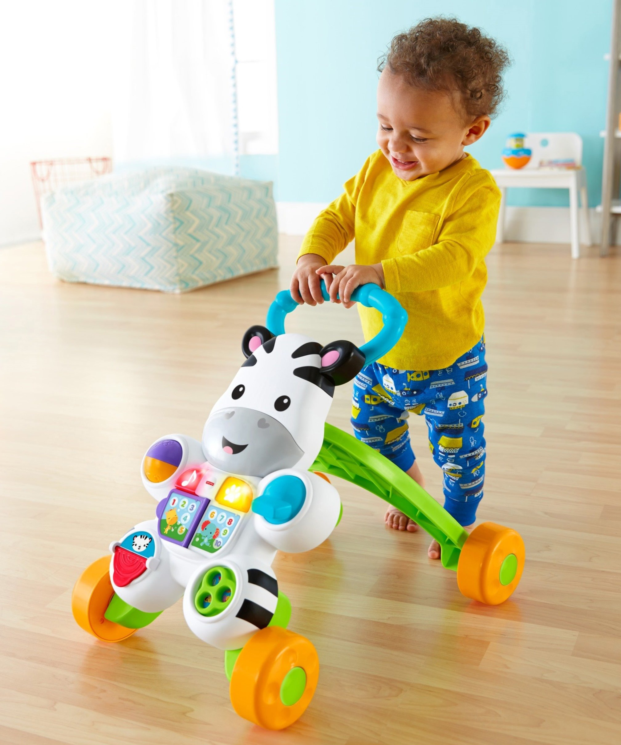 Fisher-Price Learn with Me Zebra Walker by Fisher-Price (Image #11)