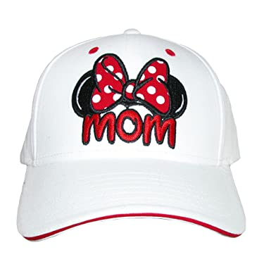 disney cruise line baseball cap for adults with ears caps mouse mom fan hat white