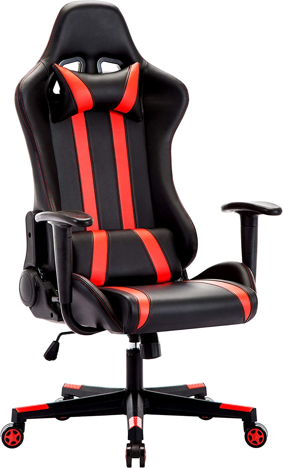 IntimaTe WM Heart Computer Chair - Headrest & Lumbar Cushion