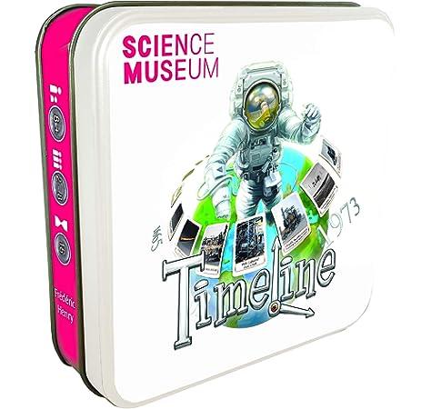 Timeline - Ciencia y Descubrimientos, Juego de Cartas (TIM02ES): Amazon.es: Juguetes y juegos
