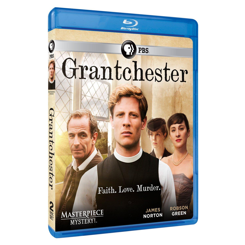 [DVD]Masterpiece Mystery: Grantchester [Blu-ray]