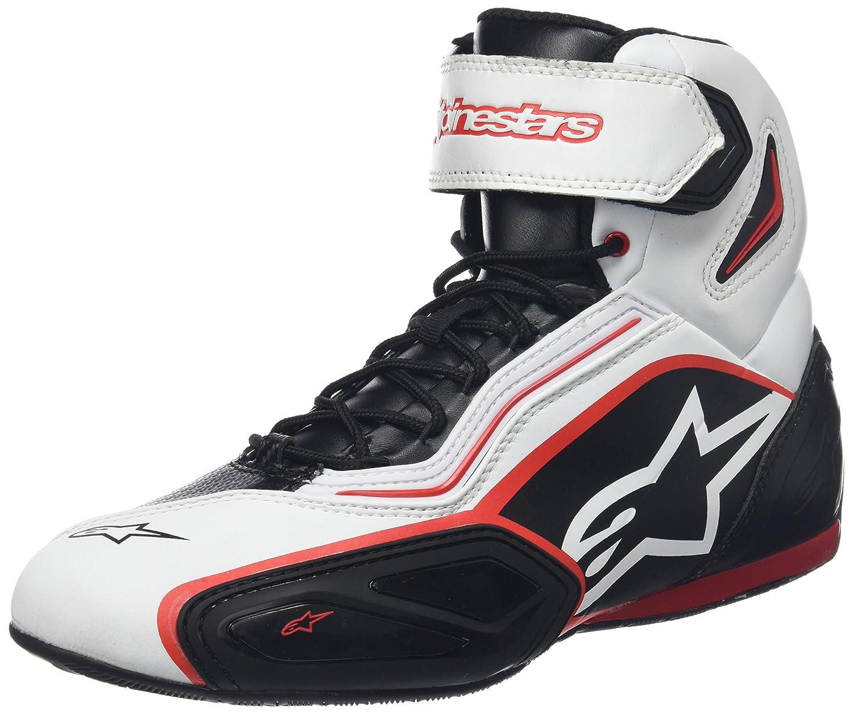 Baskets Alpinestars Faster 2 Noir//Blanc 43
