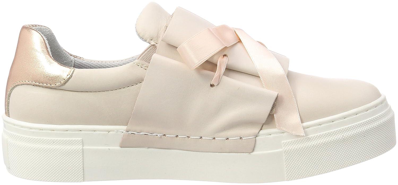 BULLBOXER (Pastell Damen 963015e5l Sneaker Pink (Pastell BULLBOXER Pink) 9812b5